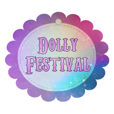 Logo dolly festival png