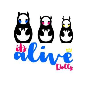 Its Alive - Logo